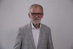Pressefoto 1: Prof. Dr. Gerhard Wenz